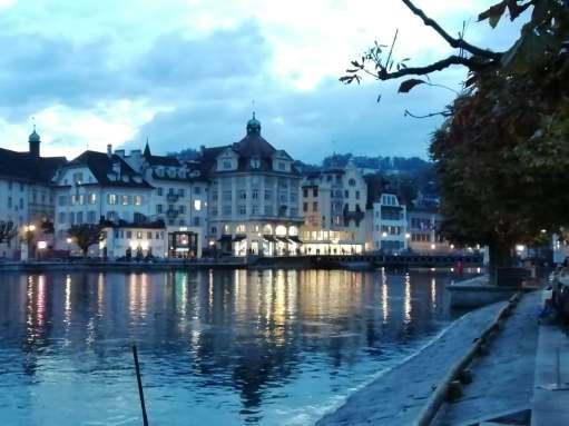 città e fiume